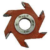 Фреза дисковая пазовая 125х32х12 z 6