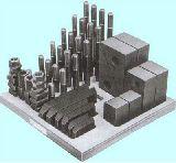 Комплект прихватов Proma M-10 из 50 предметов 25001011 для Т-образного паза 12 мм