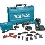 Многофункциональный аккумуляторный инструмент Makita BTM40RFEX2