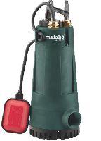 Дренажный насос для грязной воды Metabo DP 18-5 SA 604111000