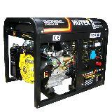 Сварочный бензиновый генератор Huter DY6500LXW