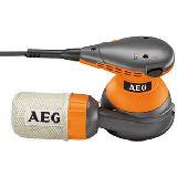 Эксцентриковая шлифовальная машина AEG EX 125 E