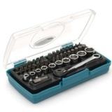 Набор торцевых ключей Kamasa-Tools K 26418, 41 предмет