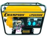 Генератор Champion LPG6500E