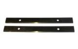 Нож строгальный (2 шт., 250 мм) для деревообрабатывающего станка Мастер-Универсал 2500Е, 2200 и Р