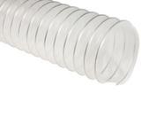 Прозрачный полиолефиновый шланг, длина 10м, диаметр 100мм, стенка 0,5мм JET PO500.100.10